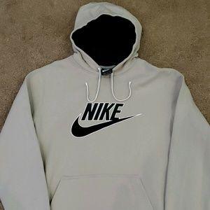 Men's NIKE Hoodie Pullover Sweatshirt. Sz XL